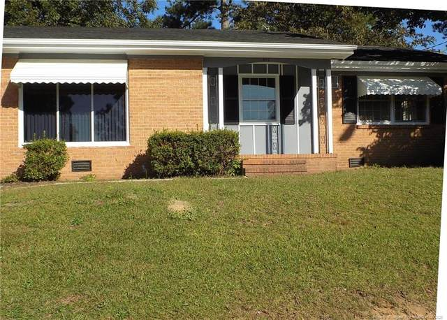 817 Glensford Drive, Fayetteville, NC 28314 (MLS #639983) :: The Signature Group Realty Team