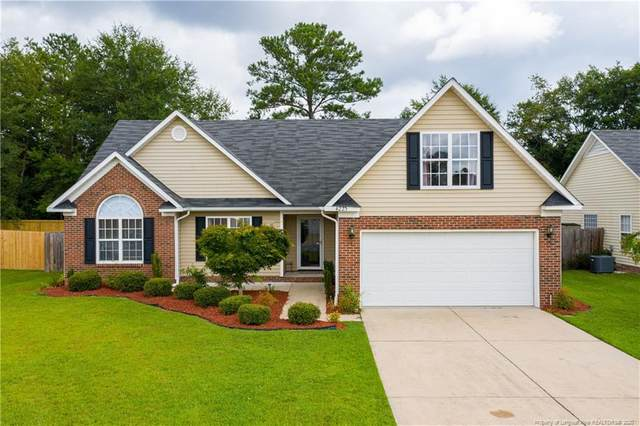 4223 Pete Warner Court, Hope Mills, NC 28348 (MLS #639986) :: The Signature Group Realty Team