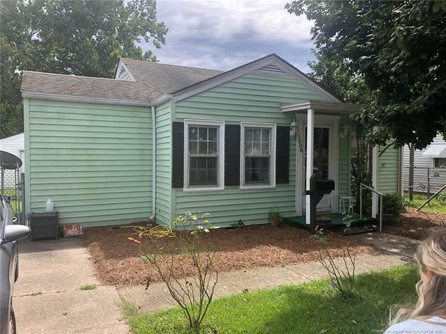 1008 E 7th Street, Lumberton, NC 28358 (MLS #640050) :: On Point Realty