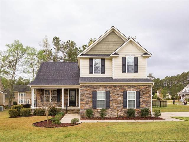 209 Orchard Falls Drive, Spring Lake, NC 28390 (MLS #640066) :: The Signature Group Realty Team