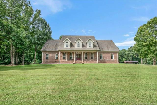 221 Westbrooke Drive, Sanford, NC 27330 (MLS #640213) :: The Signature Group Realty Team
