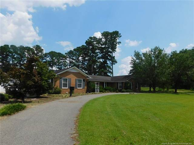 907 Dogwood Drive, Fairmont, NC 28340 (MLS #640218) :: The Signature Group Realty Team