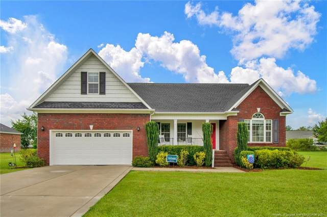 708 Brookfield Drive, Pembroke, NC 28372 (MLS #640225) :: Freedom & Family Realty