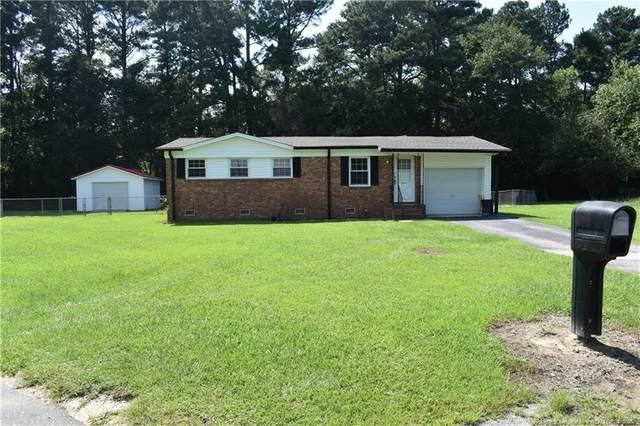2505 Hallmark Circle, Spring Lake, NC 28390 (MLS #640335) :: Moving Forward Real Estate