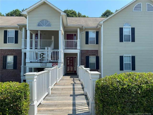 422 Bubble Creek Court #6, Fayetteville, NC 28311 (MLS #641396) :: Moving Forward Real Estate