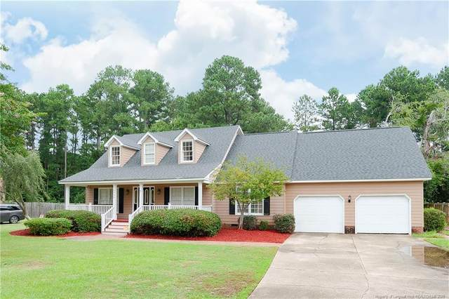 4196 Ferncreek Drive, Fayetteville, NC 28314 (MLS #641403) :: Premier Team of Litchfield Realty