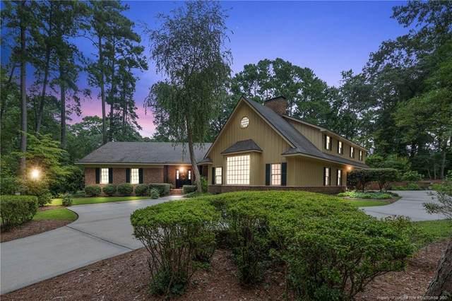 2836 Skye Drive, Fayetteville, NC 28303 (MLS #641411) :: Moving Forward Real Estate