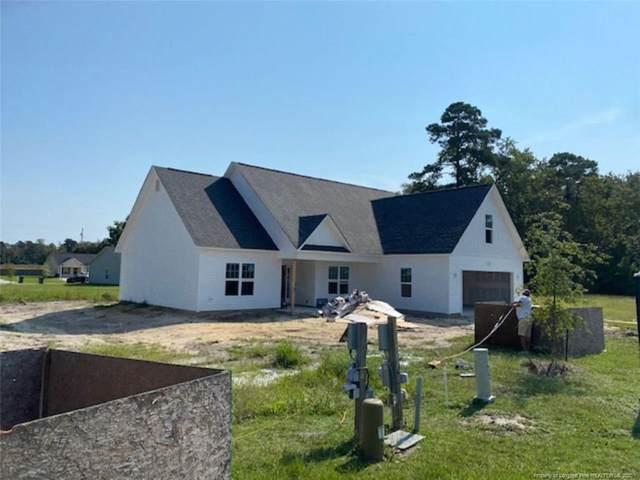 52 Dick Wilson Circle, Lumberton, NC 28360 (MLS #641421) :: Freedom & Family Realty