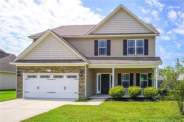 223 Peaceford Avenue, Raeford, NC 28376 (MLS #641461) :: The Signature Group Realty Team