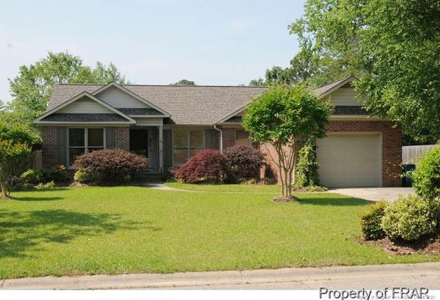 319 Larchmont Road, Fayetteville, NC 28311 (MLS #641463) :: The Signature Group Realty Team