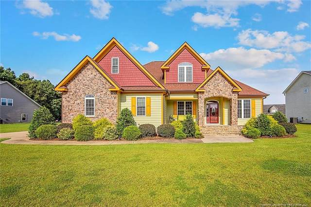 138 Race Court, Godwin, NC 28344 (MLS #641475) :: The Signature Group Realty Team