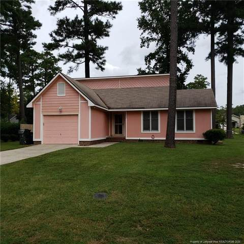 7232 Reedy Creek Drive, Fayetteville, NC 28314 (MLS #641504) :: Moving Forward Real Estate