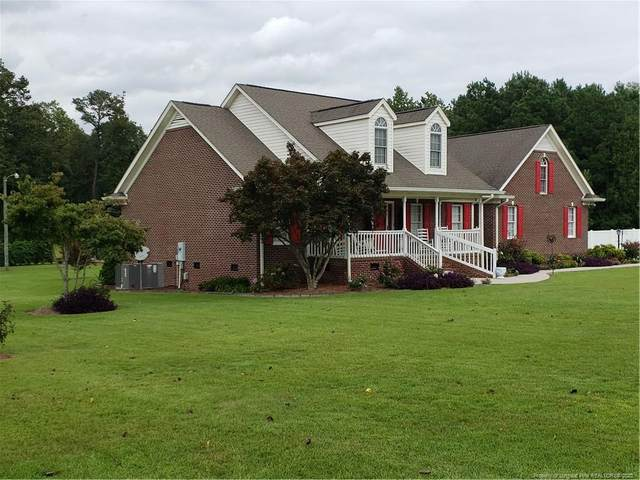 3506 Pleasant Hope Road, Fairmont, NC 28340 (MLS #641512) :: Freedom & Family Realty