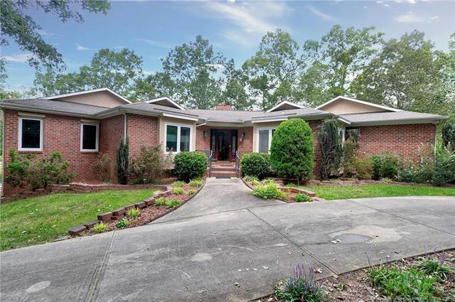 120 W Lake Ridge Drive W, Moncure, NC 27559 (MLS #641516) :: Freedom & Family Realty