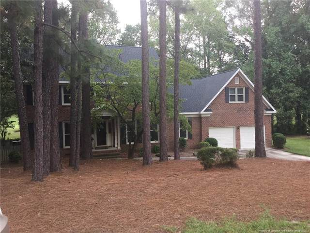 6922 S Staff Road, Fayetteville, NC 28306 (MLS #641540) :: Freedom & Family Realty