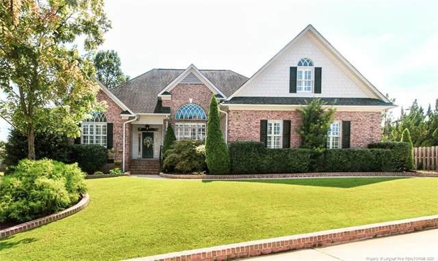 112 Shadow Oak Lane, Fayetteville, NC 28303 (MLS #641541) :: Freedom & Family Realty