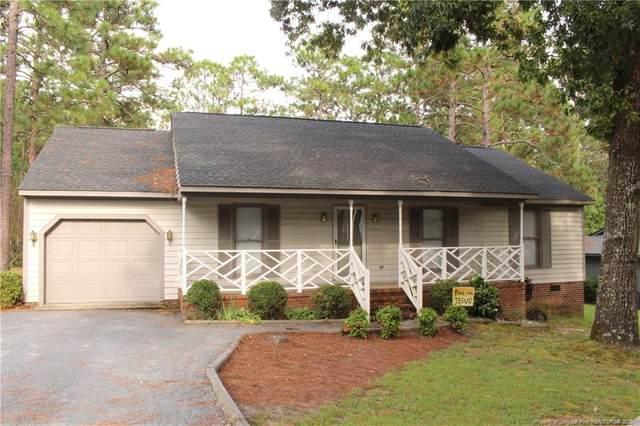 2420 W Longleaf Drive, Pinehurst, NC 28374 (MLS #641545) :: Freedom & Family Realty