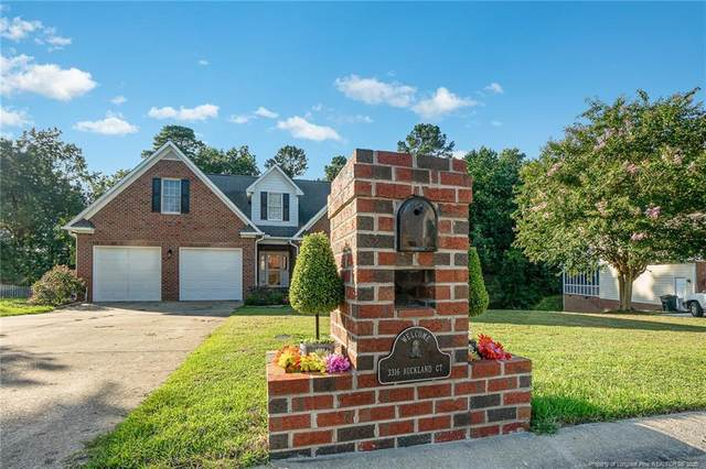 3316 Auckland Court, Fayetteville, NC 28306 (MLS #641551) :: Freedom & Family Realty