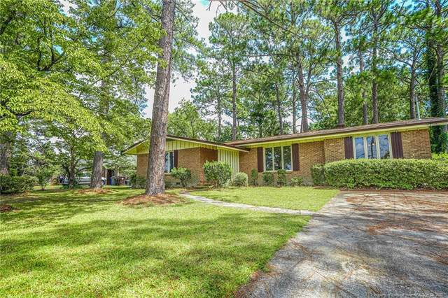 783 Galloway Drive, Fayetteville, NC 28303 (MLS #641593) :: The Signature Group Realty Team