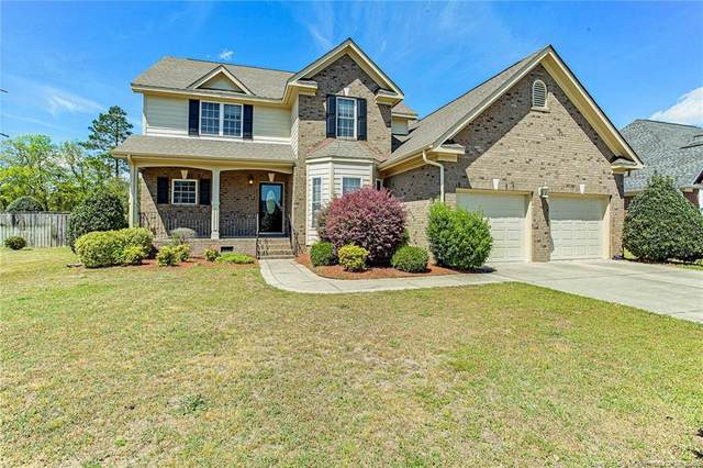 3608 Chagford Lane, Fayetteville, NC 28306 (MLS #641595) :: Moving Forward Real Estate