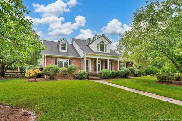 2800 Selhurst Drive, Fayetteville, NC 28306 (MLS #641643) :: The Signature Group Realty Team