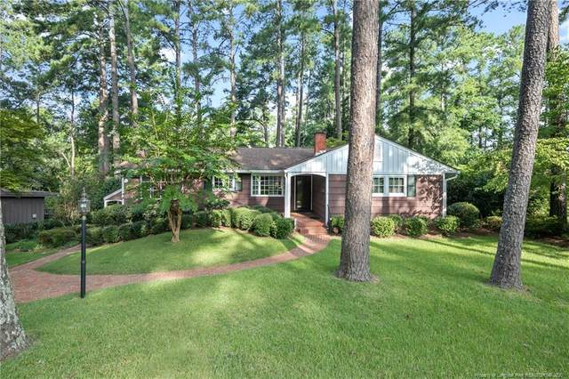 711 Weldon Avenue, Fayetteville, NC 28305 (MLS #641692) :: The Signature Group Realty Team