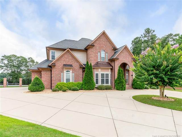 3402 Craiglaw Drive, Fayetteville, NC 28306 (MLS #641722) :: The Signature Group Realty Team