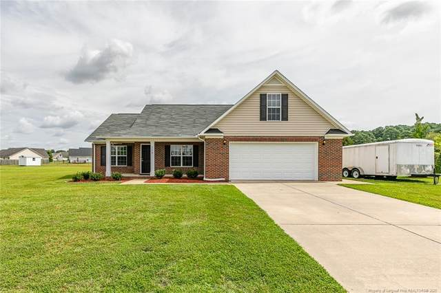 115 Kennedy Drive, Raeford, NC 28376 (MLS #641724) :: Freedom & Family Realty