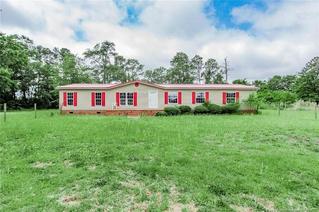 76 Cardinal Lane, Roseboro, NC 28382 (MLS #641746) :: The Signature Group Realty Team