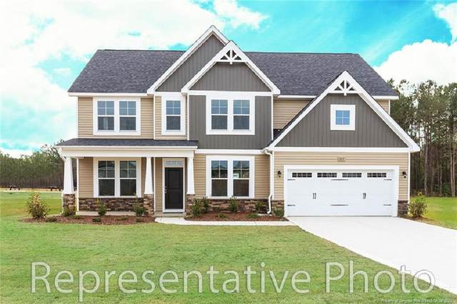 2704 Bristol Way, Sanford, NC 27330 (MLS #641789) :: The Signature Group Realty Team