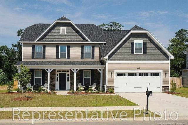 2310 Brownstone Drive, Sanford, NC 27330 (MLS #641800) :: The Signature Group Realty Team