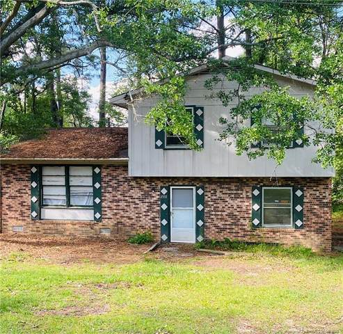 2332 Regan Avenue, Fayetteville, NC 28301 (MLS #641806) :: The Signature Group Realty Team