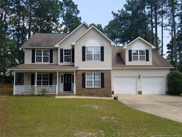 35 Harborview Drive, Sanford, NC 27332 (MLS #641816) :: The Signature Group Realty Team