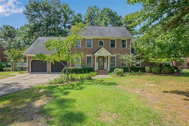 628 Levenhall Drive, Fayetteville, NC 28314 (MLS #641840) :: Premier Team of Litchfield Realty