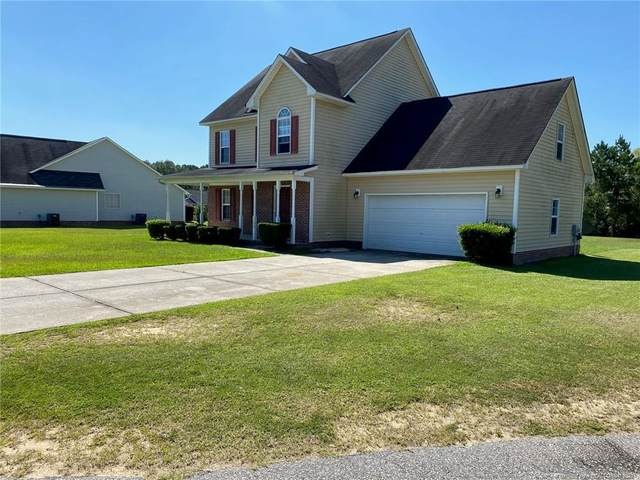 153 Gallop Court, Raeford, NC 28376 (MLS #641846) :: Premier Team of Litchfield Realty
