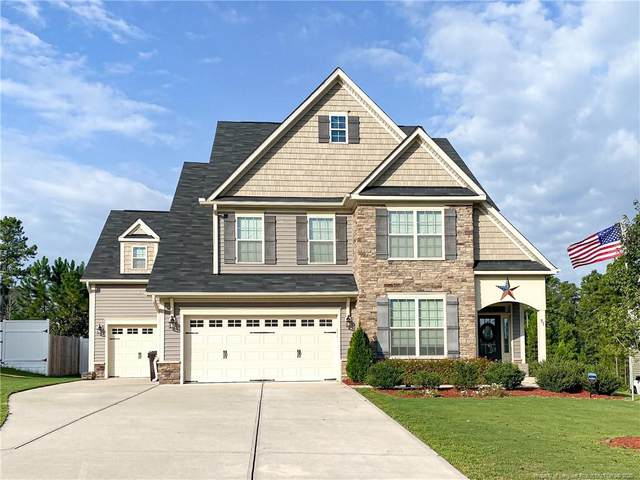 97 Marchmont Place, Cameron, NC 28326 (MLS #641911) :: Premier Team of Litchfield Realty