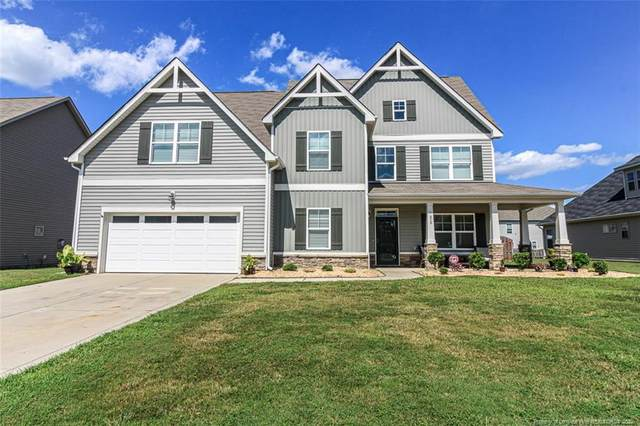 319 Nottingley Drive, Hope Mills, NC 28348 (MLS #641915) :: The Signature Group Realty Team