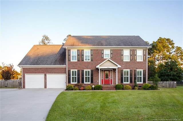 3501 Birkdale Court, Fayetteville, NC 28303 (MLS #641916) :: Freedom & Family Realty