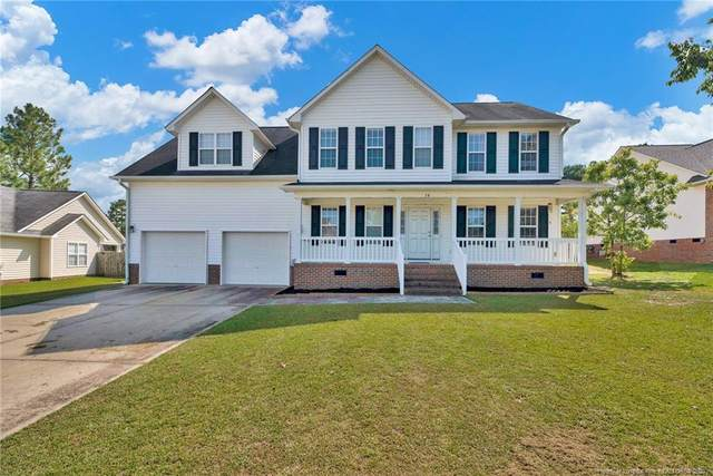 78 Advance Drive, Lillington, NC 27546 (MLS #641932) :: Freedom & Family Realty