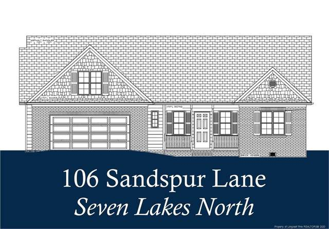 106 Sandspur Lane, West End, NC 27376 (MLS #641962) :: The Signature Group Realty Team
