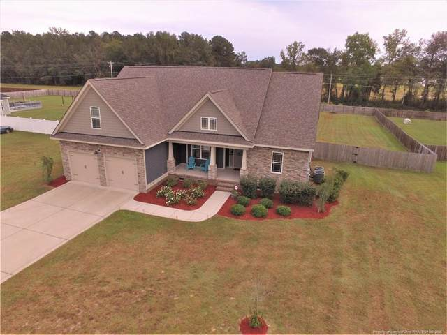5921 Hirams Court, Hope Mills, NC 28348 (MLS #641980) :: Freedom & Family Realty