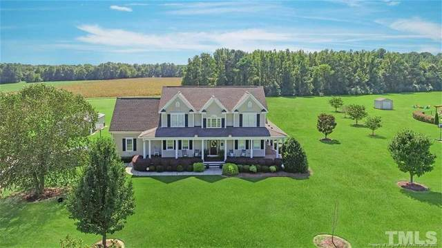 184 Buie Farm Lane, Lillington, NC 27546 (MLS #642014) :: Freedom & Family Realty
