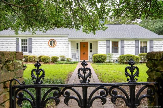 460 Dogwood Lane, Southern Pines, NC 28387 (MLS #642071) :: The Signature Group Realty Team