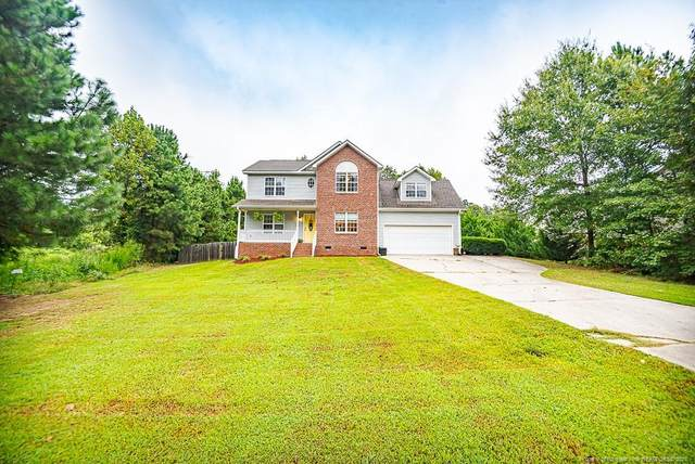 354 Robin Hood Lane, Sanford, NC 27330 (MLS #642093) :: The Signature Group Realty Team