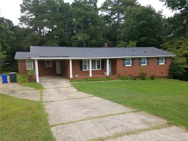 3204 Guy Circle, Fayetteville, NC 28303 (MLS #642166) :: Freedom & Family Realty