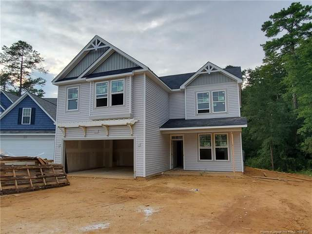 424 Sedgemoor Road, Fayetteville, NC 28311 (MLS #642173) :: The Signature Group Realty Team