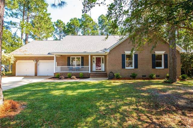7622 Firethorn Drive, Fayetteville, NC 28311 (MLS #642178) :: The Signature Group Realty Team