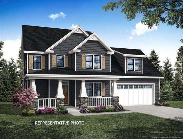452 Gretchen Road, West End, NC 27376 (MLS #642182) :: The Signature Group Realty Team