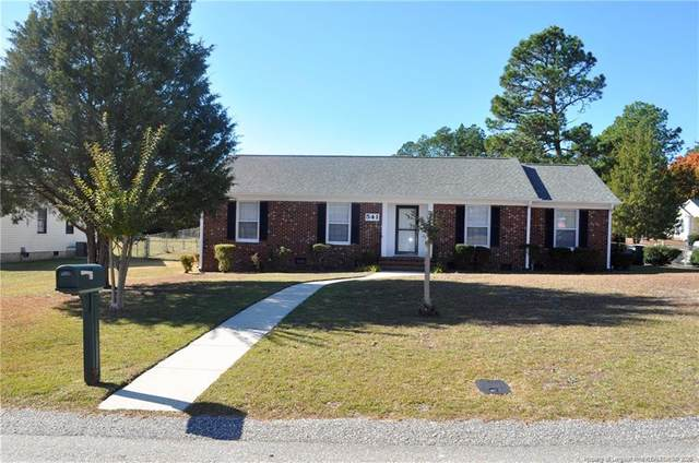 541 Deerpath Drive, Fayetteville, NC 28311 (MLS #642188) :: Freedom & Family Realty