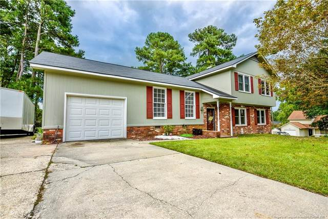 1518 Boswell Court, Fayetteville, NC 28303 (MLS #642228) :: The Signature Group Realty Team